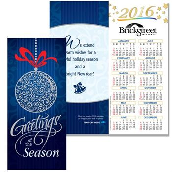 Greetings Of The Season 2016 Greeting Card And Calendar