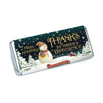 Chocolate Bar: Thanks For Making A Difference