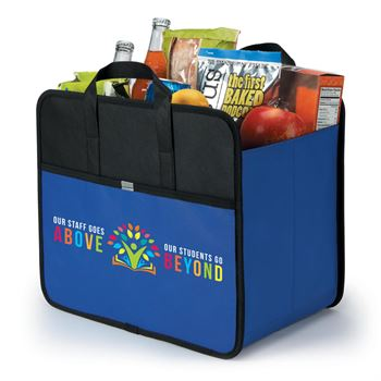 Our Staff Goes Above, Our Students Go Beyond Pacifico Collapsible Cargo Box