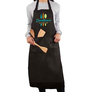Excellence In Every Bite Full-Length Apron