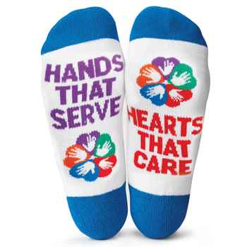 Hands That Serve, Hearts That Care