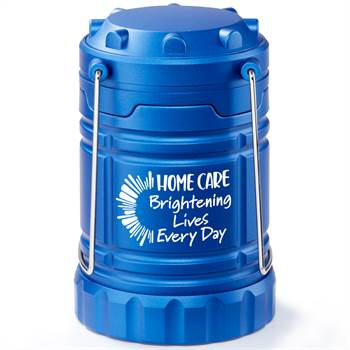 Home Care: Brightening Lives Every Day Indoor/Outdoor Lantern with Magnetic Base