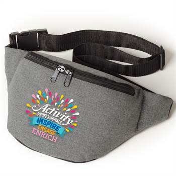 Activity Professionals: Inspire, Engage, Enrich Madison Waist Pack