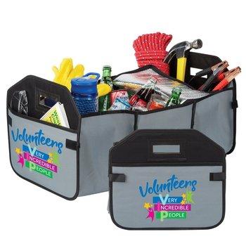 Volunteers: Very Incredible People 2-In-1 Trunk Organizer & Cooler