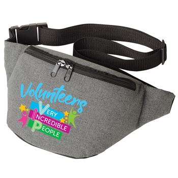 Volunteers: Very Incredible People Madison Waist Pack
