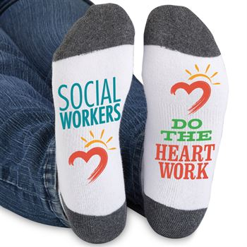 Social Workers Do The Heart Work