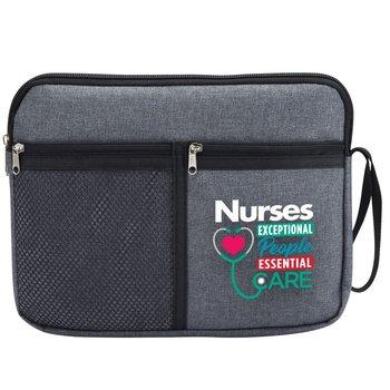 Nurses: Exceptional People, Essential Care Cambria Multi-Purpose Bag