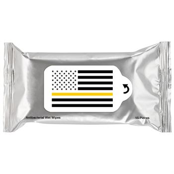 The Thin Gold Line Antibacterial Wet Wipes