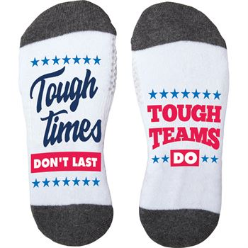 Tough Times Don't Last Tough Teams Do