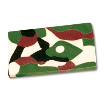 Camo Erasers - Pack of 25