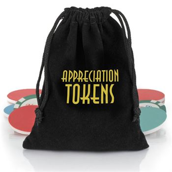On-The-Spot Token Pouch