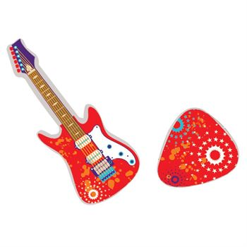 Guitar & Pick Erasers