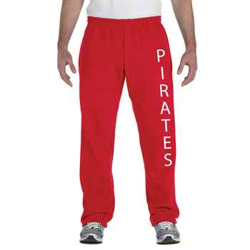 Adult Fleece Sweatpants - Personalization Available