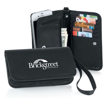 Cell Phone Wristlet - Personalization Available
