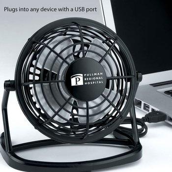 USB Plug-in Desktop Fan(personalized)