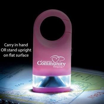 LED Carabiner Flashlight Lamp