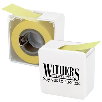 Sticky Memo Tape Dispenser - Personalization Available