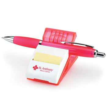 Pink Magnetic Clip Pen - Personalization Available
