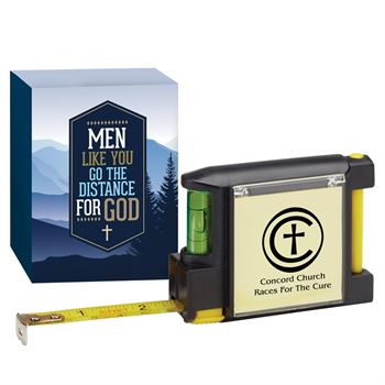 Deluxe Tape Measure With Gift Box - Personalization Available