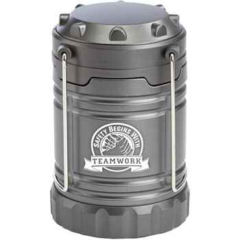 Safety Begins With Teamwork Indoor/Outdoor Retractable LED Lantern