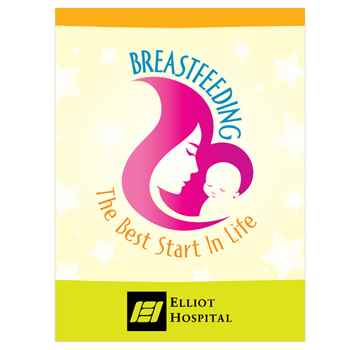 Breastfeeding...The Best Start In Life Pocket Folder - Personalization Available