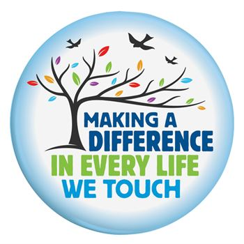 Making A Difference In Every Life We Touch Buttons
