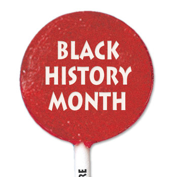 Black History Month Remembering The Past...Shaping The Future Lollipops