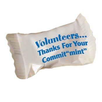 Volunteer-Themed Assorted Mints