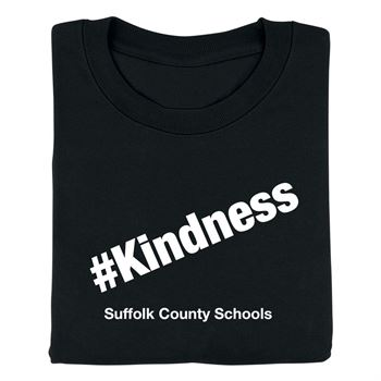 #Kindness Youth T-Shirt with Personalization