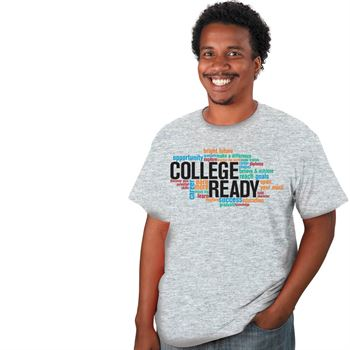 College Ready T-Shirt With Personalization