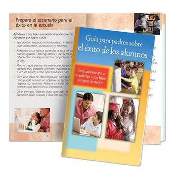 Parent's Guide To Student Success Bilingual Gift Book