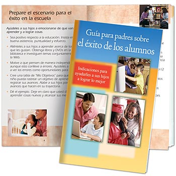 Parent's Guide To Student Success Bilingual Gift Book - Personalization Available