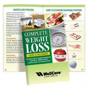 Complete Weight Loss Guide & Recorder - Personalization Available