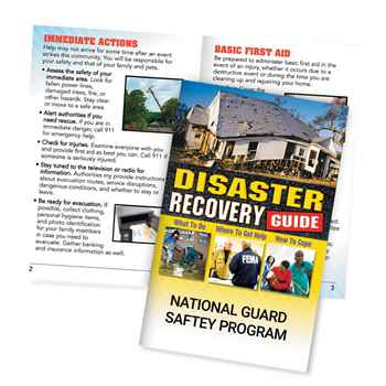 Disaster Recovery Guide - Personalization Available