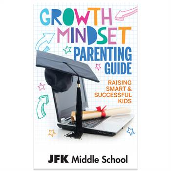 Growth Mindset Parenting Guide Bilingual Flipbook - Personalization Available