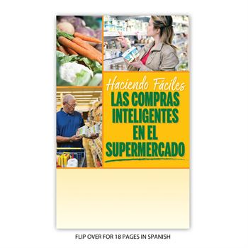 Smart Grocery Shopping Made Easy Bilingual (English/Spanish) Guidebook