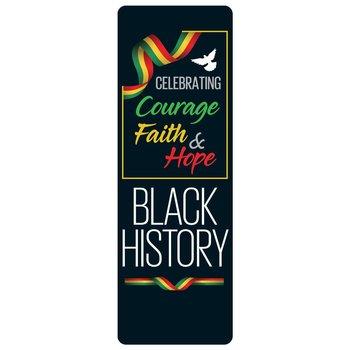 Celebrating Courage, Faith & Hope Bible Marker