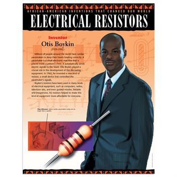 African American Inventors Poster Series