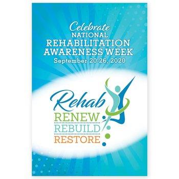 Rehab:Renew, Rebuild, Restore Event Poster