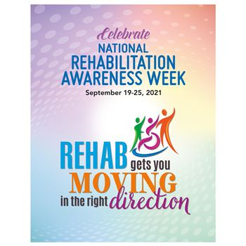 Rehab: Gets You Moving In The Right Direction Event Poster