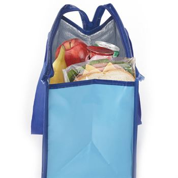 Choose Wellness Eco-Friendly Laminated Insulated Lunch Bag