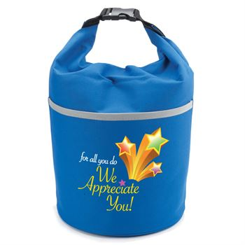 For All You Do We Appreciate You Blue Bellmore Cooler Lunch Bag