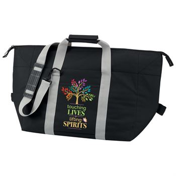 Touching Lives, Lifting Spirits Sayville Large Dual Cooler Bag