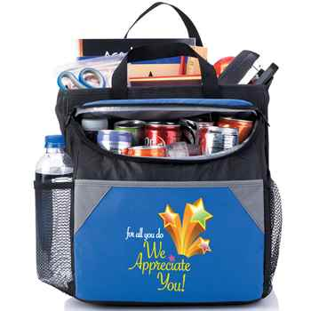 For All You Do We Appreciate You Berkeley Cooler with Collapsible Storage Cube