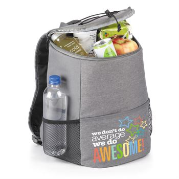 We Don't Do Average We Do Awesome! Hemingway Backpack Cooler
