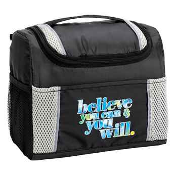 Believe You Can & You Will Bayville Lunch/Cooler Bag