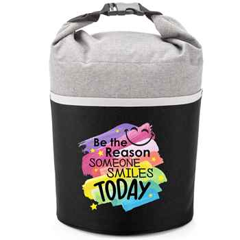 Be The Reason Someone Smiles Today Bellmore Lunch/Cooler Bag