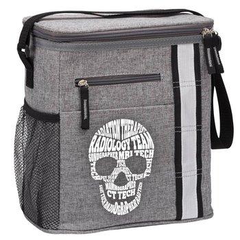 Radiology Team Skull Word Cloud Westbrook Lunch/Cooler Bag