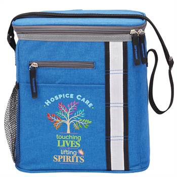 Hospice Care: Touching Lives, Lifting Spirits Westbrook Lunch/Cooler Bag
