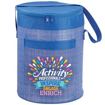 Activity Professionals: Inspire, Engage, Enrich Brookville Barrel Cooler Bag